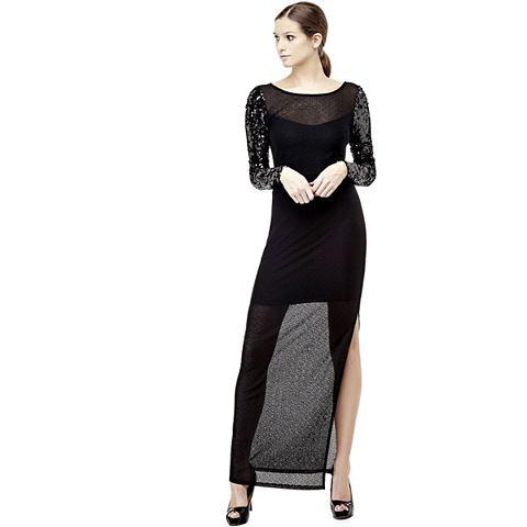 Платье рукав с с пайетками