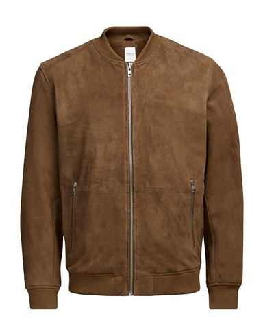 Jack & Jones Wildleder- куртка
