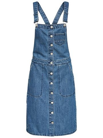 Джинсы короткое платье