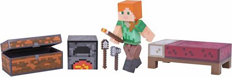 Spielfigurenset »Minecraft Alex ...
