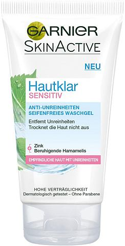 »Hautklar Sensitiv Waschgel&laqu...