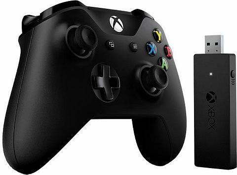 ® XBOX controller Wireless с adapt...