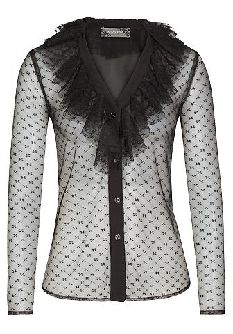 Блузка с кружевом LOTTA с extravagante...