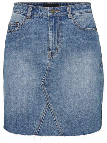 HW Джинсовый юбка