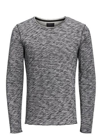 Lässiges пуловер трикотажный
