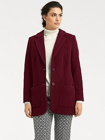 CASUAL пиджак длинный с Kaschmir