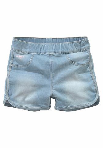 Kanga ROOS шорты джинсовые