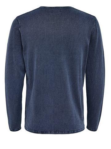 ONLY & SONS Einfarbiger пуловер тр...