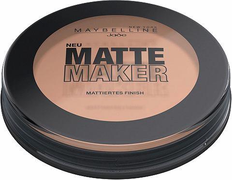 »Matte Maker Powder« пудра...