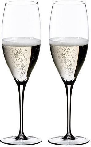 S бокалы для шампанского в винтажном с...