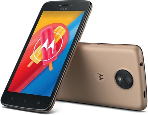 Smartphone »Moto C 16 GB Dual-SI...