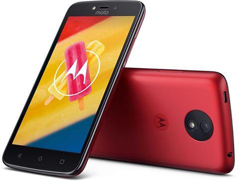 Smartphone »Moto C plus 16 GB Du...