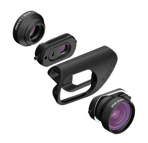 Чехол и держатель »Core Lens ком...