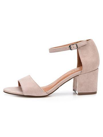 Wildleder- сандалии