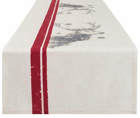 Tischläufer 40x140 cm »Hirs...