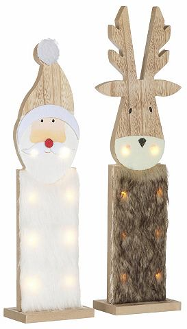 LED декоративные фигурки (2 шт.) &raqu...