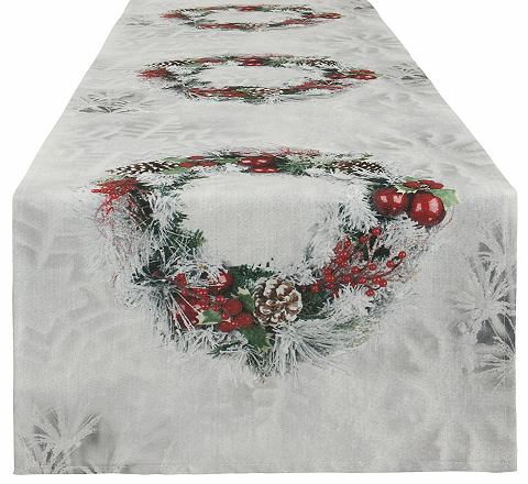 Weihnachts-Tischläufer 40/140 cm ...