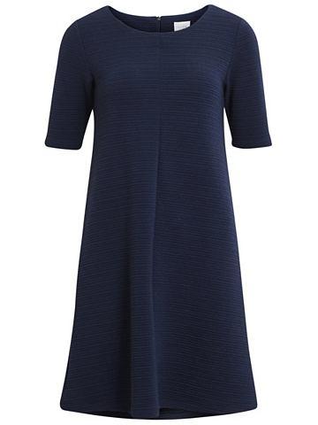 А-формы трикотаж платье
