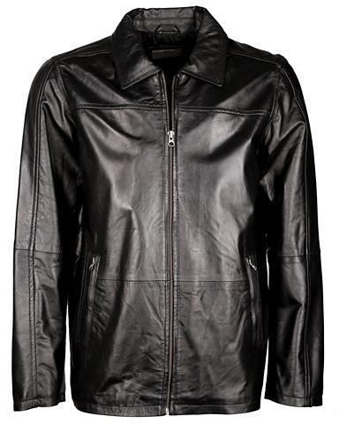 Куртка кожаная Herren IK27