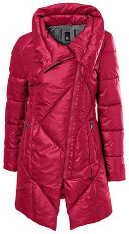 Куртка стеганая asymetrisch