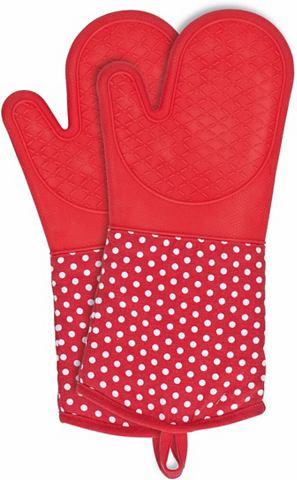 Силиконовая кухонная перчатка 1 пары &...