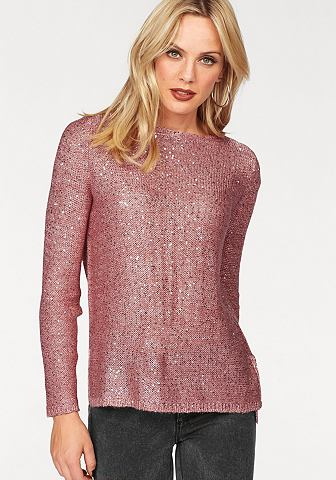 ONLY Пуловер с круглым вырезом »ADELE...