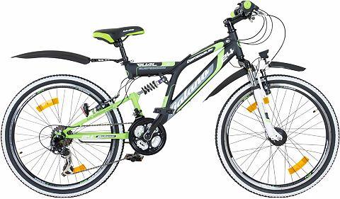 Велосипед горный »Adrenalin DS&l...