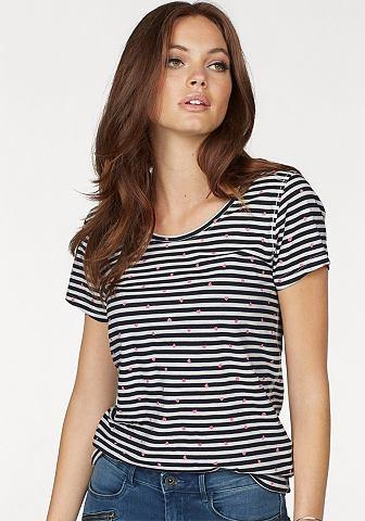 Блуза с круглым вырезом »TESSA&l...