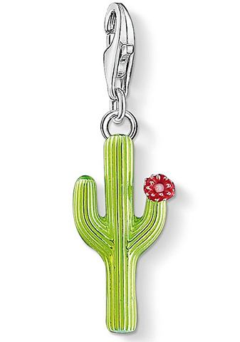 Кулон »Grüner Kaktus с Bl&u...