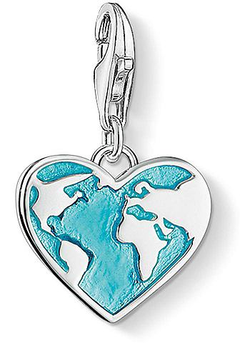 Кулон »Herz земной шар 1429-007-...