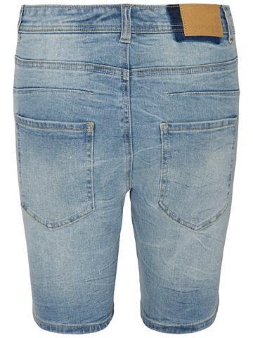 Antifit LW шорты джинсовые