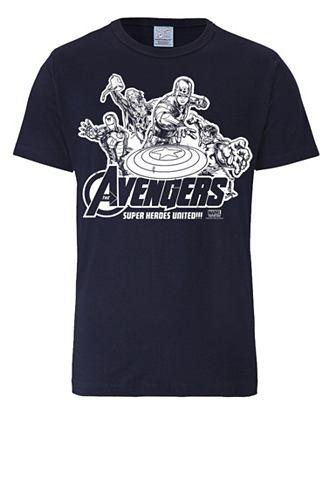 Мужская футболка »Avengers - Mar...