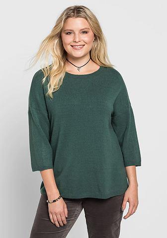 Shee GOTit пуловер с круглым вырезом