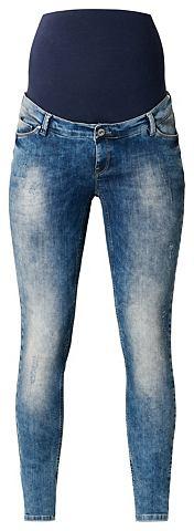 Облегающий джинсы для беременных &raqu...
