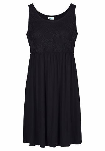 Платье пляжное с цветочный кружева