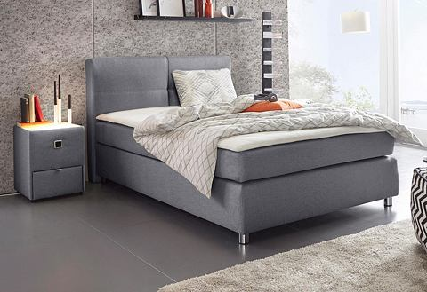 Кровать включая подстилка для матраса ...
