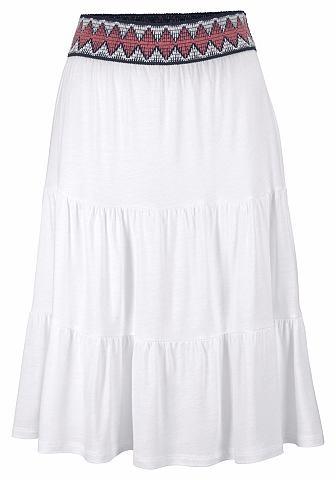 RED LABEL Пляжный короткий юбка пляжна...