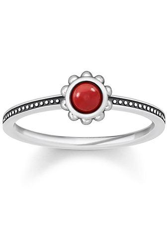 Кольцо »Ethno красный TR2151-111...