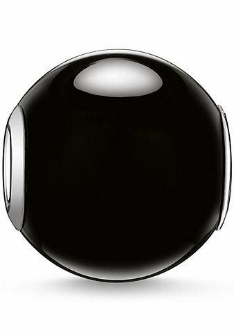 Bead »Karma Bead Obsidian K0002-...
