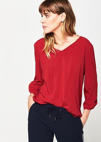 Нежный блуза с утонченный элементы