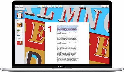 "Mac Book Pro 13"""" 230 GHz Co..."