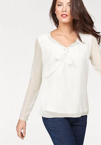 ANISTON SELECTED Блузка-рубашка