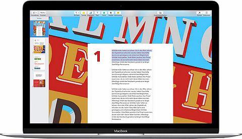 """Mac Book 12"""""""" 12 GHz Core m3..."""