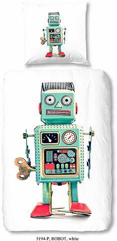 Детское постельное белье »Robot&...