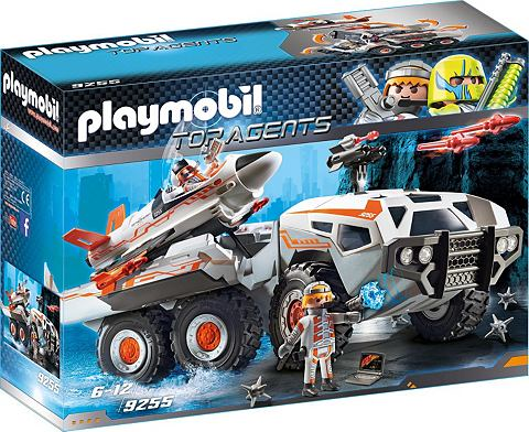 PLAYMOBIL ® Spy Team Battle Truck (9255) Топ...