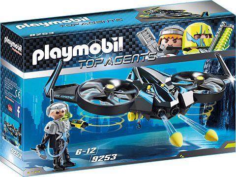 PLAYMOBIL ® Mega Drone (9253) Топ Agents&laq...