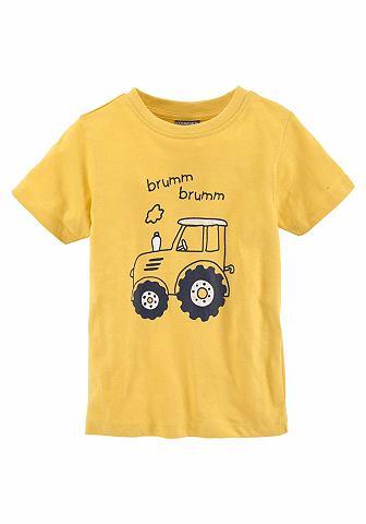 Футболка »TRECKER - brumm brumm&...