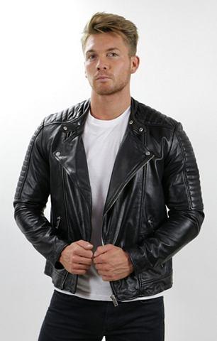 Куртка кожаная »Crossover«...