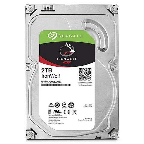 Iron Wolf NAS HDD 2 TB »ST2000VN...