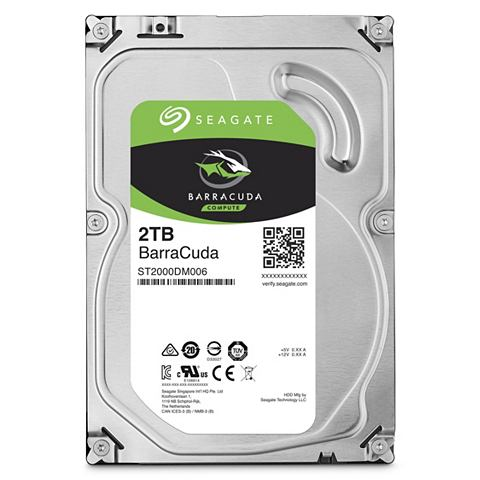 Barracuda 7200 HDD SATA 2 TB »ST...